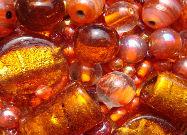Les perles oranges